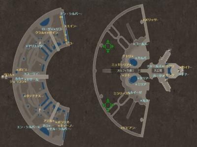 アカモート住民マップ